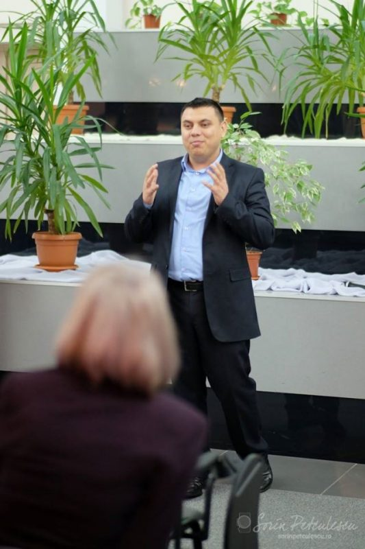 Draghici Liviu -Poza speaker 1